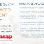 ASAP and MRK Associates: Online Panel Discussion – Serviced Apartments and their effectiveness in the pandemic