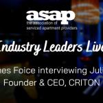 Industry Leaders Live: Julie Grieve, Criton