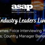 Industry Leaders Live:  Yolanda Blomjous, Country Manager Benelux, SITU
