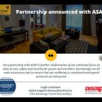 Advantage and WIN partner with ASAP to offer accredited apartments through Global Business Travel Proposition